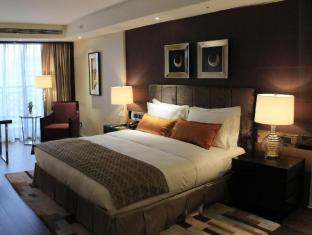 Lee Garden Service Apartment Beijing - Bedroom