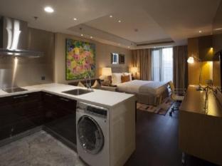 Lee Garden Service Apartment Beijing - Studio