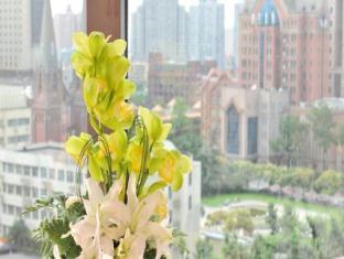 Jianguo Hotel Shanghai - View