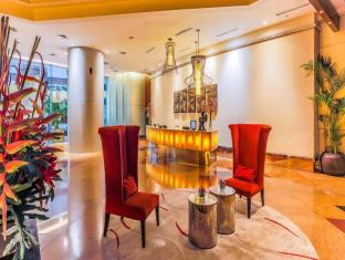 Discovery Suites Hotel Manila - Hotel Lobby