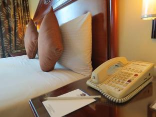 Best Western Oxford Suites Makati Manila - Bed-side Table