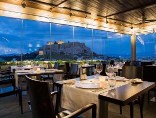 The Athens Gate Hotel Athens - Acropolis View