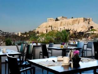 The Athens Gate Hotel Athens - View