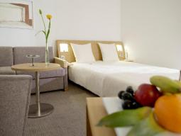 Standard Room with 1 Double Bed And Sofa