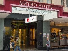 Metro Hotel On Pitt | Australia Budget Hotels