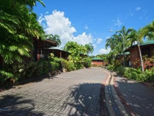 Palms City Resort Darwin - Garden