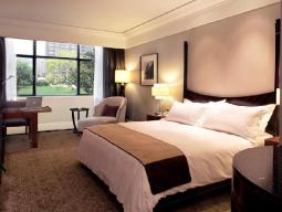 Cathay Garden Luxury Room with Garden View