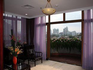 Donghu Garden Hotel Shanghai - Deluxe Suite - Living Room