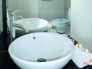 Aneka Lovina Villas & Spa Balis - Vonios kambarys