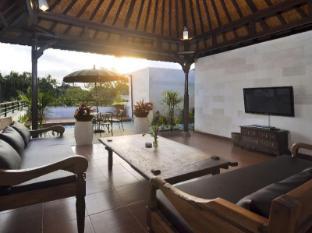 Bali Spirit Hotel & Spa Bali - Rama Sita Living room