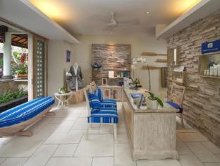 Kuta Seaview Boutique Resort & Spa Bali - Spa Reception