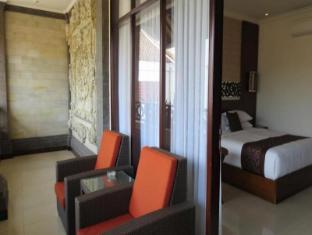Ari Putri Hotel Bali - Balkón/terasa