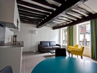 Bridgestreet Le Marais Suite Parijs - Gastenkamer