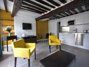 Bridgestreet Le Marais Suite Parijs - Hotel interieur