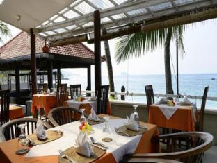 Anom Beach Hotel Candidasa Bali - Restaurant