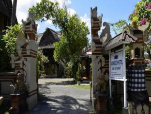 Anom Beach Hotel Candidasa Bali - Entree