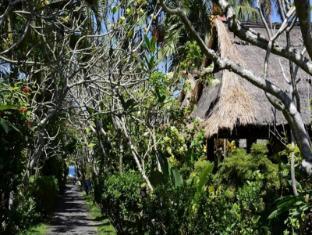 Anom Beach Hotel Candidasa Bali - Tuin