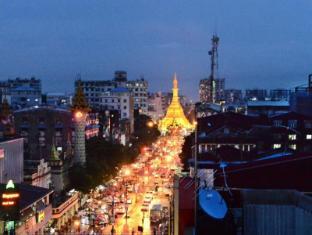 Hotel Grand United Chinatown Yangon - View