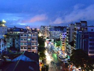 Hotel Grand United Chinatown Yangon - Panoramic City View