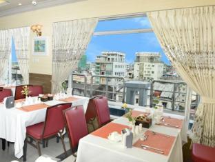 Hotel Grand United Chinatown Yangon - Penthouse Restaurant
