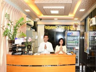 Hotel Grand United Chinatown Yangon - Reception