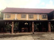 Khamvandy Guesthouse: exterior
