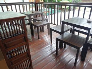 에이 앤 에이 게스트하우스 방콕 - 식당