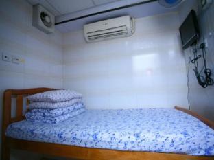 H.K Commercial Inn Hong Kong - Double Bedroom