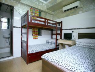H.K Commercial Inn Hong Kong - Triple Room