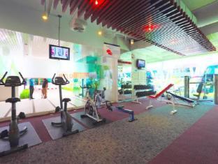 Pattaya Sea View Hotel Pattaya - Fitness Room