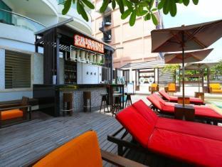 Pattaya Sea View Hotel Pattaya - Swimming Pool