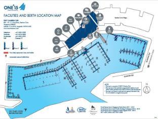 ONE15 Marina Club Singapore - Floor Plans