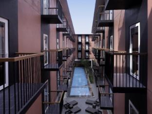 巴拿阿玛丽丝酒店 巴厘岛 - 阳台/露台