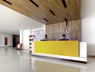 巴拿阿玛丽丝酒店 巴厘岛 - 接待处