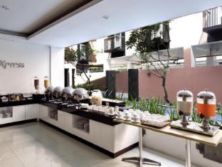 巴拿阿玛丽丝酒店 巴厘岛 - 自助餐