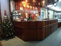 Chit Sayar Hotel & Restaurant Chinatown: reception