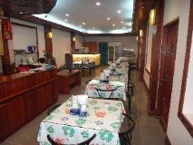 Chit Sayar Hotel & Restaurant Chinatown: restaurant