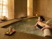 Altira Macau: hot tub