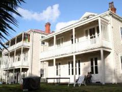 Verandahs Backpackers Lodge New Zealand
