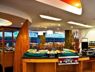 The Jimbaran View Bali - Restaurace