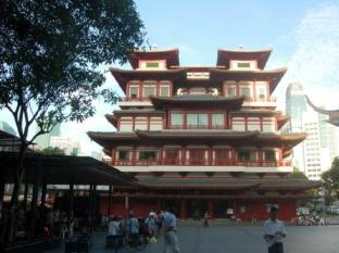 Hotel Lulu Singapore - Buddha tooth relic temple