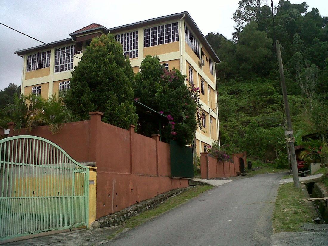 Guest House Facade