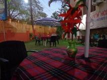 Sea View Holidays Apartment: garden
