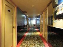Michi Hotel: interior
