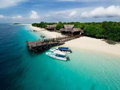 Cheap Hotels in Semporna Malaysia | The Reef Dive Resort