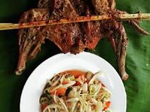 Thavisok Resort: food and beverages