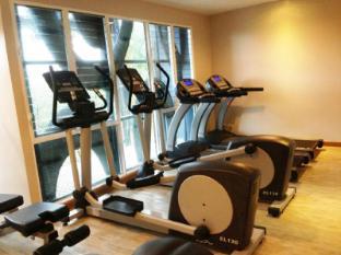 Ratana Apart-Hotel at Kamala Phuket - Fitness Room