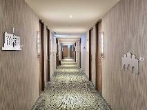 C U Hotel: interior