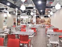 C U Hotel: buffet