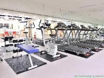 C U Hotel: fitness room